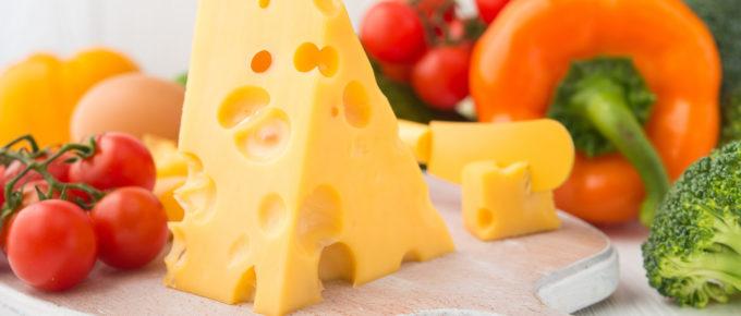 Сыр, перец, помидоры - для продающих текстов